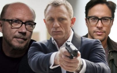 EXCLUSIVE: Paul Haggis Has Contributed To The 'Bond 25' Script