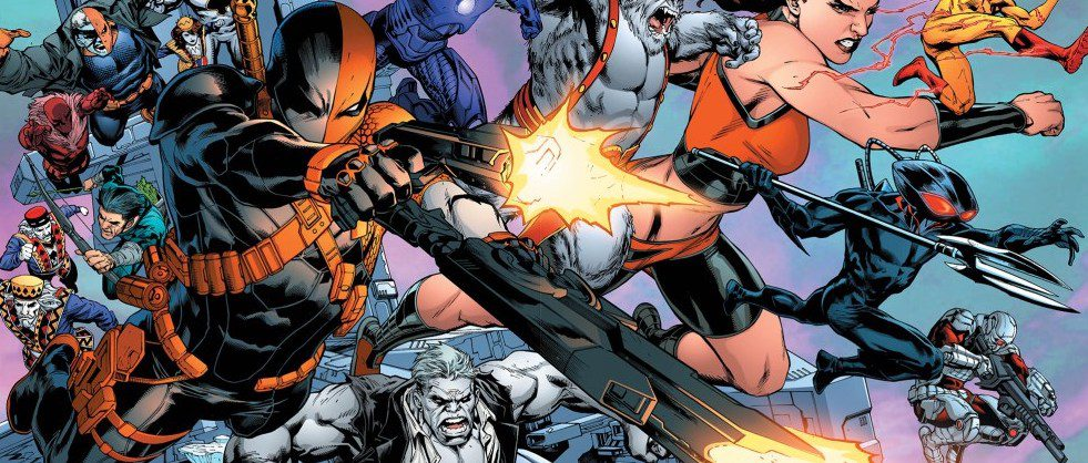 Deathstroke #39 Review