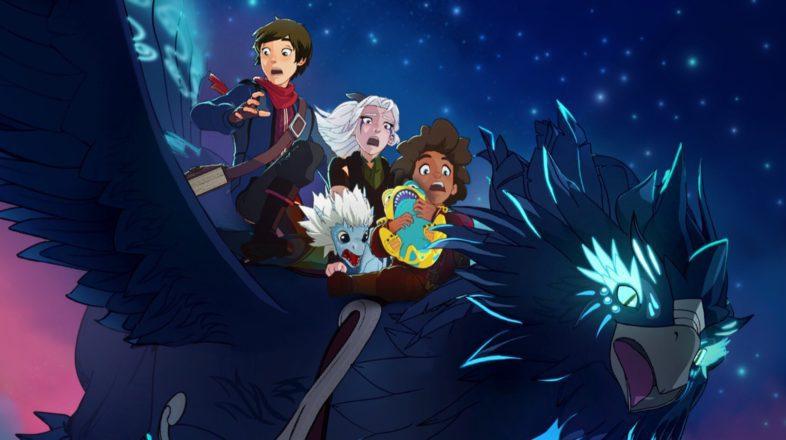 'The Dragon Prince' Season 2 Will Premiere February 15th