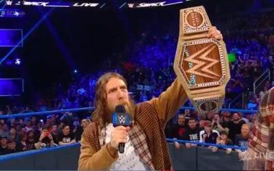 Daniel Bryan's Eco-Friendly Title Reign Is Brilliant