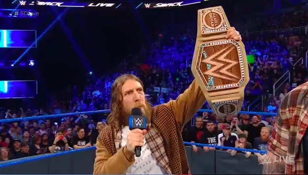 Daniel Bryan's Eco-Friendly Title Reign Is Brilliant