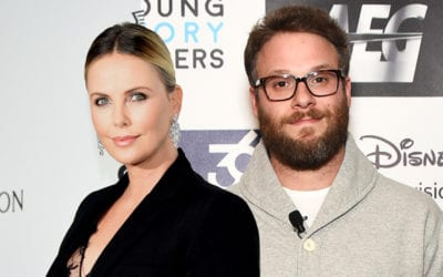 'Untitled Seth Rogen & Charlize Theron Comedy' Will Now Release May 3