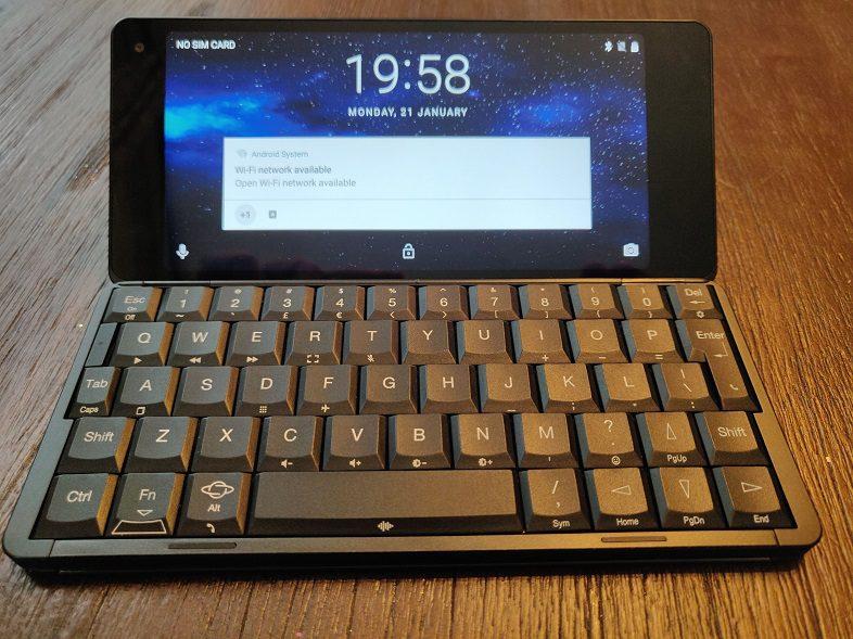 Review: Gemini PDA