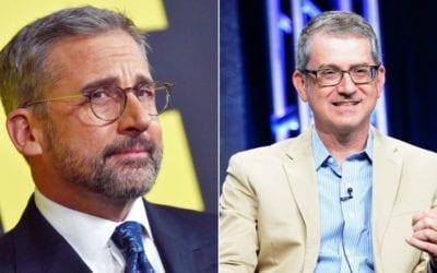 Netflix Announces Greg Daniels & Steve Carell Comedy Series 'Space Force'