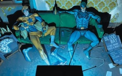 Heroes In Crisis #5 Review