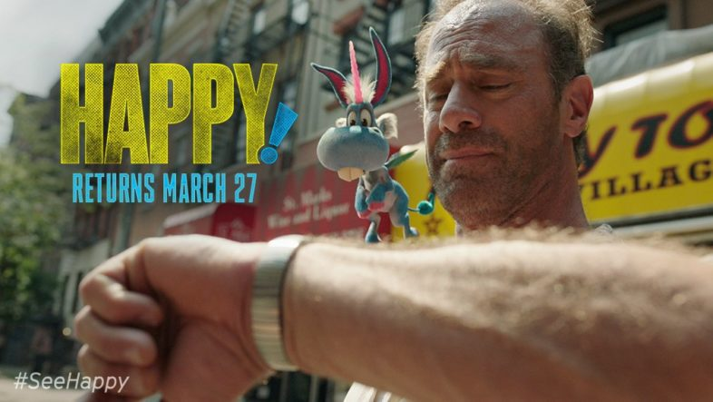'Happy!' Season 2 Trailer Reveals March 27 Premiere