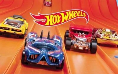 'Hot Wheels' Film In Development From Mattel & Warner Bros.