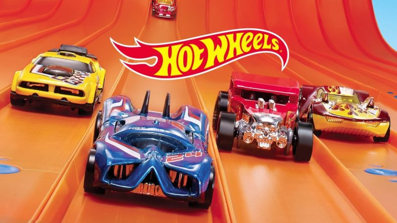 'Hot Wheels' Film In Development From Mattel & Warner Bros.