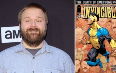 UPDATE: Amazon & Robert Kirkman's 'Invincible' Voice Cast Fully Revealed