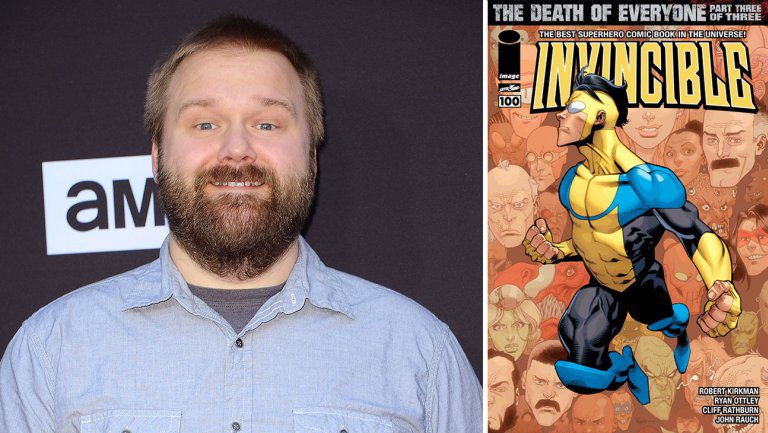 UPDATE: Amazon & Robert Kirkman's 'Invincible' Voice Cast Fully Revealed
