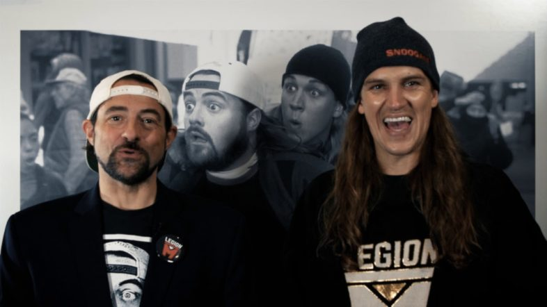 Saban Films & Universal Will Distribute 'Jay and Silent Bob Reboot'