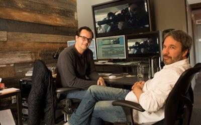 Editor Joe Walker Reunites With Denis Villeneuve For 'Dune'
