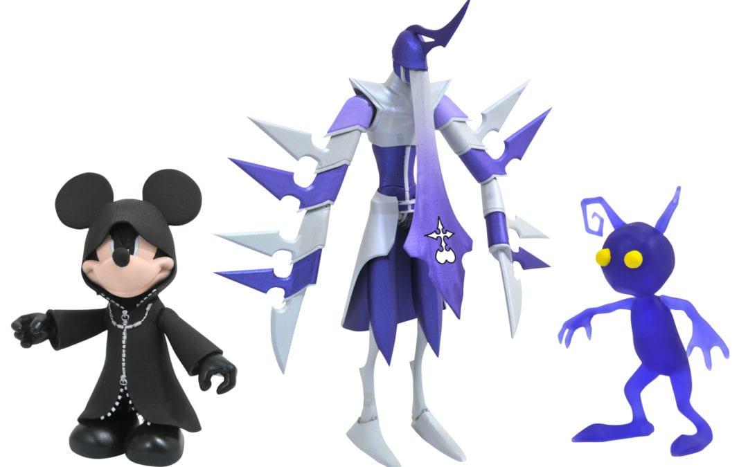 Diamond Select Has Everything A Kingdom Hearts Fan Wants