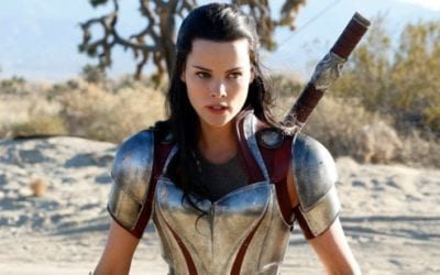 'Lady Sif' Limited Series Reportedly In The Works For Disney+