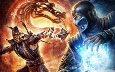 'Mortal Kombat' is Reportedly Getting an Animated Film, Cast Set