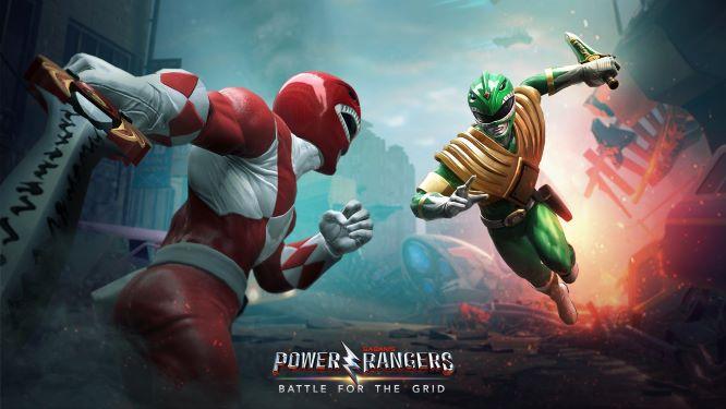 Power Rangers: Battle for the Grid Gameplay Trailer