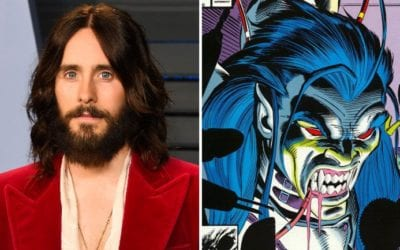 Jared Leto's 'Morbius' To Wrap Filming In May