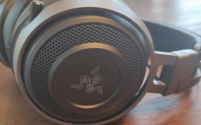 Razer Nari Wireless Gaming Headsets are Rockin'