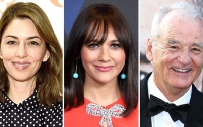 Sofia Coppola and Bill Murray Reteam for 'On the Rocks,' Apple & A24's First Film