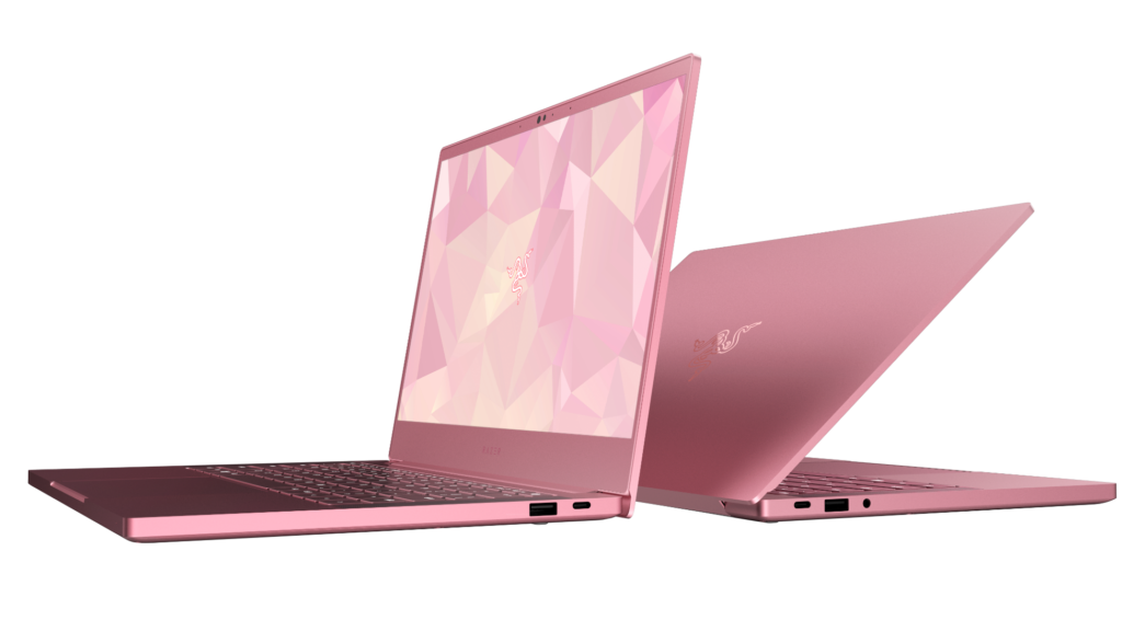 Razer Goes Pink and Adds Protection Plans