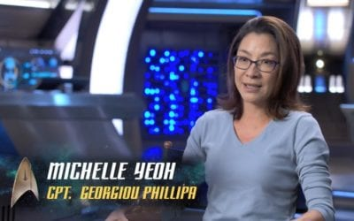 'Star Trek: Discovery' Spin-off Starring Michelle Yeoh Confirmed In Development