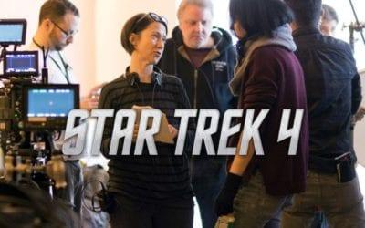 'Star Trek 4' Has Reportedly Been Shelved