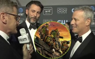 'Teenage Mutant Ninja Turtles' Reboot Eyes Production By the End of the Year