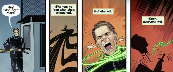Witchblade #11 Review
