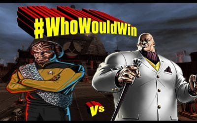 #WhoWouldWin: Kingpin vs. Worf