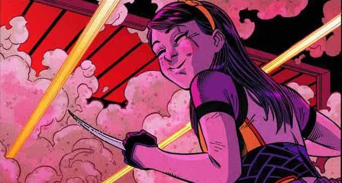 X-23 #8 REVIEW