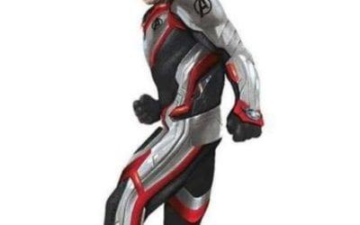 Captain America Quantum Suit Leak
