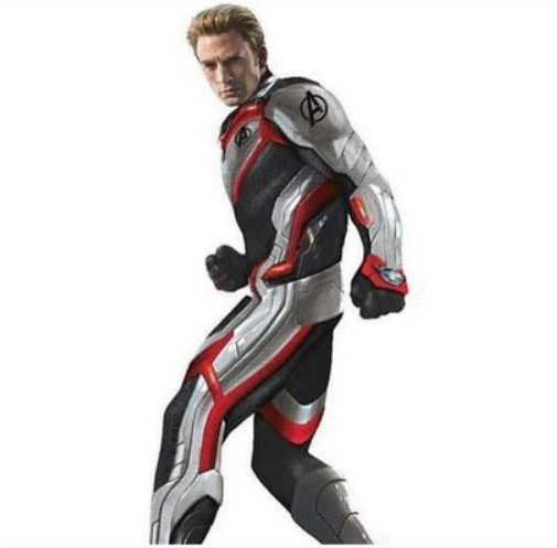 Captain America Quantum Suit Leak