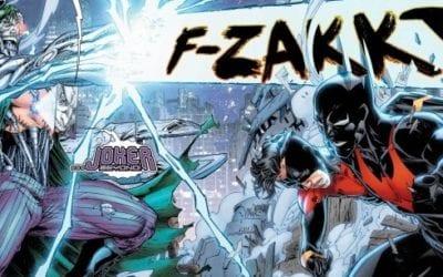 Batman Beyond #28 REVIEW
