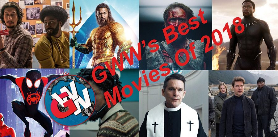 GWW's Best Films of 2018