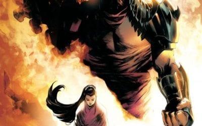 TMNT: Shredder in Hell #1 REVIEW