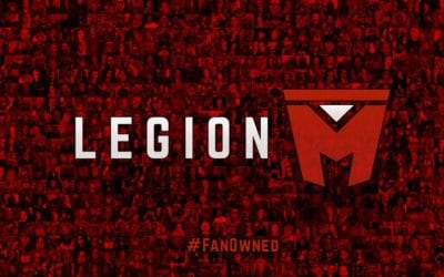 Interview with Legion M Co-founder and President, Jeff Annison