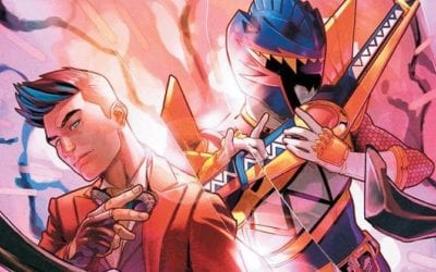 Mighty Morphin Power Rangers #35 Review