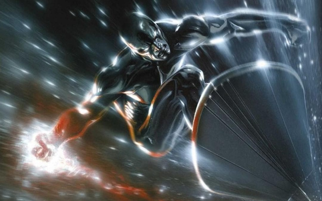 McKay's Silver Surfer and the Cosmic MCU