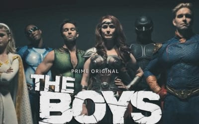 TRAILER: The Seven Are Introduced in Amazon Prime's 'The Boys'