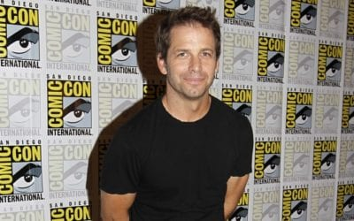 Director Zack Snyder Returns To Filmmaking; Set to Helm Netflix's 'Army of the Dead'