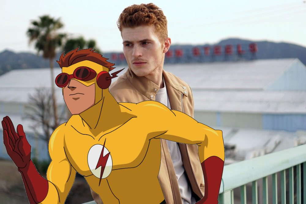 Could Jake Austin Walker Be Playing Wally West In DC's 'Stargirl'?