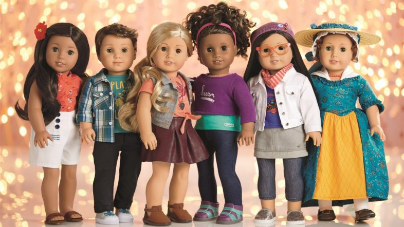 'American Girl' Live-Action Film In Development From Mattel & MGM