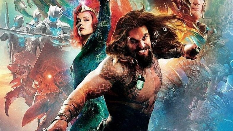 'Aquaman 2' Will Release December 16, 2022