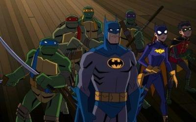 'Batman vs. Teenage Mutant Ninja Turtles' Animated Film Coming Late This Spring