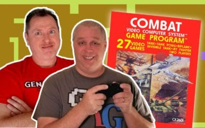 Atari 2600 Combat | How Does This 1977 Retro Classic Hold Up Today?