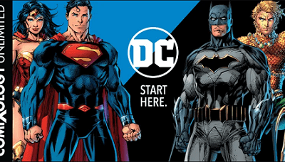 Top 10 DC Books To Read With Comixology Unlimited