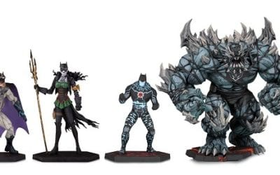 DC Collectibles Blows The Doors off of the New York Toy Fair with Newest Offerings