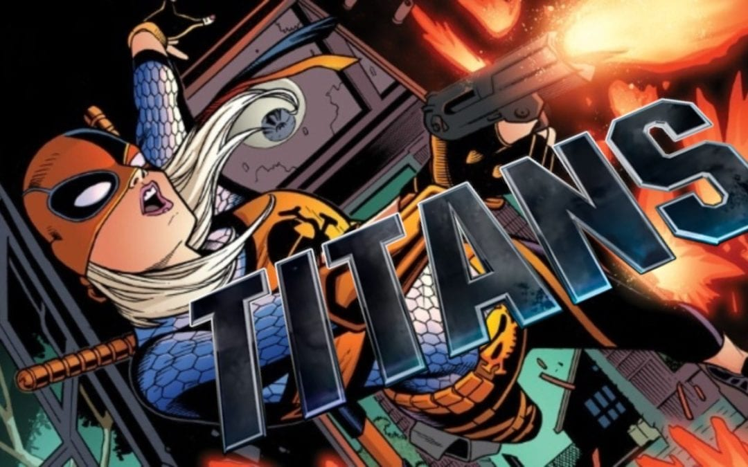 EXCLUSIVE: 'Titans' Audition Tapes For The Role Of Rose Wilson