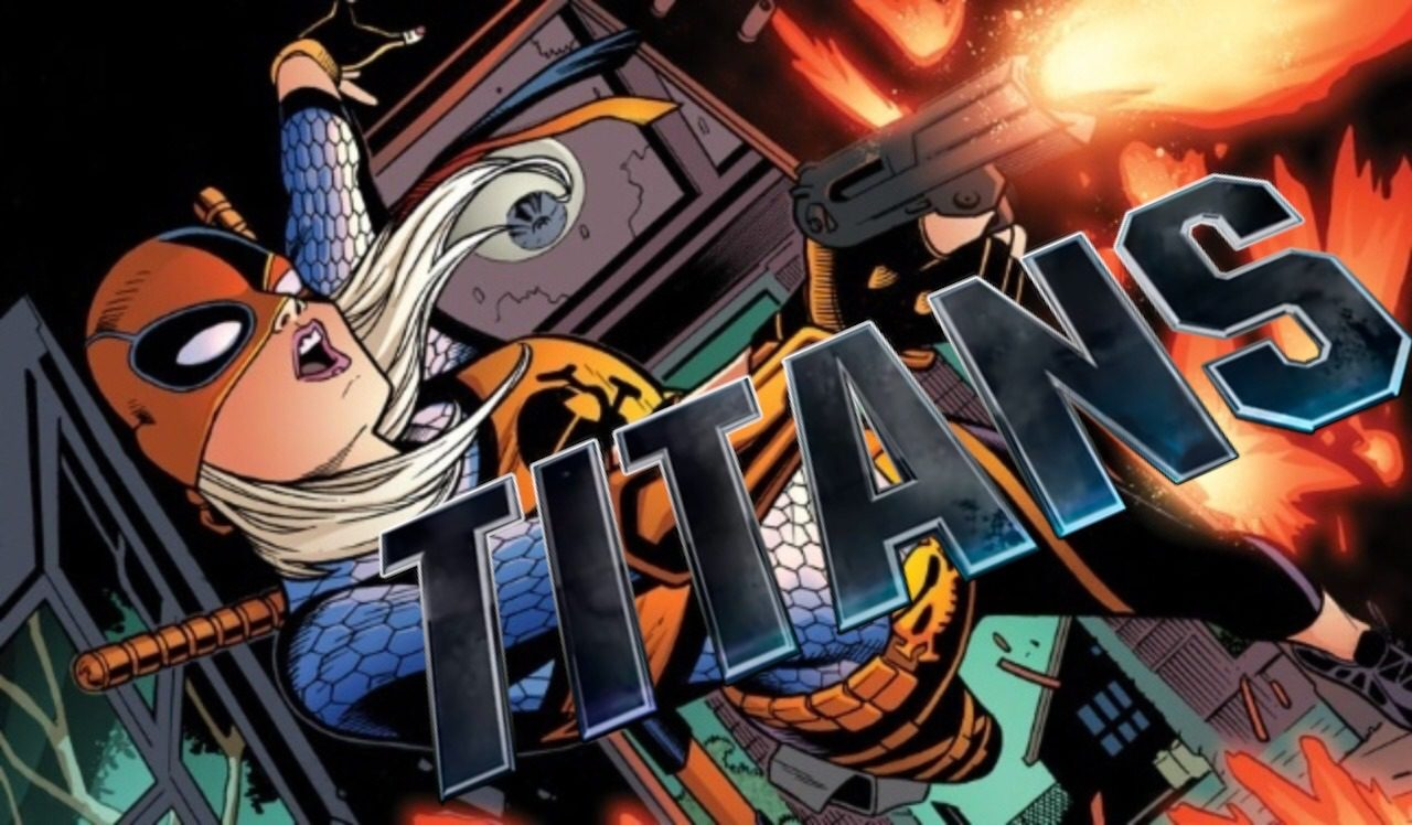 EXCLUSIVE: 'Titans' Audition Tapes For The Role Of Rose Wilson - GWW