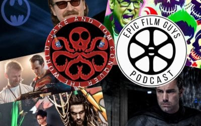 JAKE AND TOM CONQUER THE WORLD #122: IS THE DCEU DEAD…?